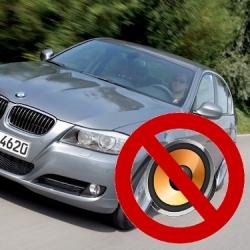 штатный звук на BMW надо менять!