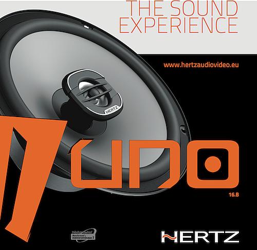 автомобильная акустика Hertz Uno