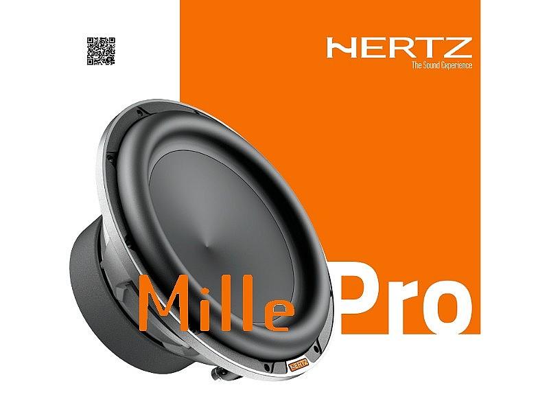 акустика Hertz Mille PRO