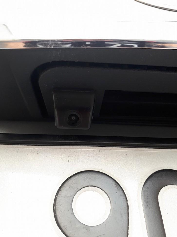 камера заднего вида для Мерседес с монитором NTG 5.0