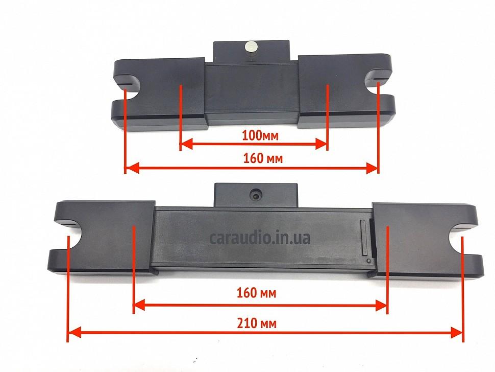 Incar CDH-101 BL - крепление монитора к стойкам подголовника