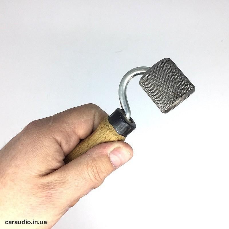 металлический валик для шумоизоляции