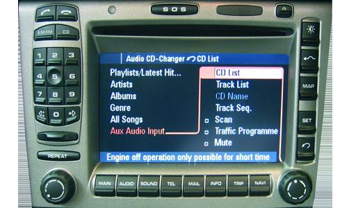USB адаптер для Porsche PCM2.1 DVD