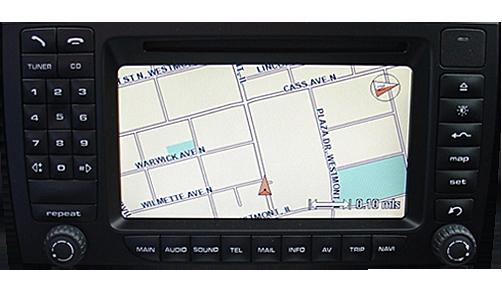 USB адаптер для магнитолы Porsche PCM2.1 DVD
