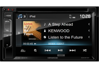 Kenwood DDX317BT магнитола 2DIN/Bluetooth