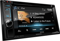 Kenwood DDX4017BT мультимедийная автомагнитола 2 din с Bluetooth