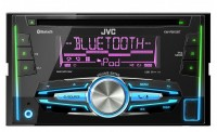 JVC KW-R910BTE автомагнитола 2DIN CD/USB/MP3/Bluetooth