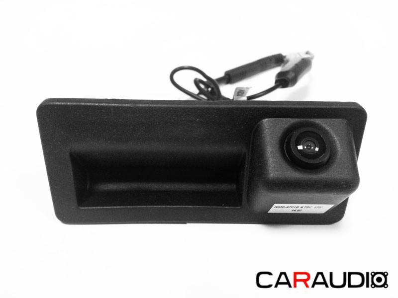 беспроводные камеры заднего вида для skoda octavia