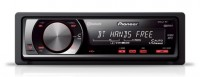 Pioneer DEH-600BT автомагнитола CD/Bluetooth с выносным микрофоном)