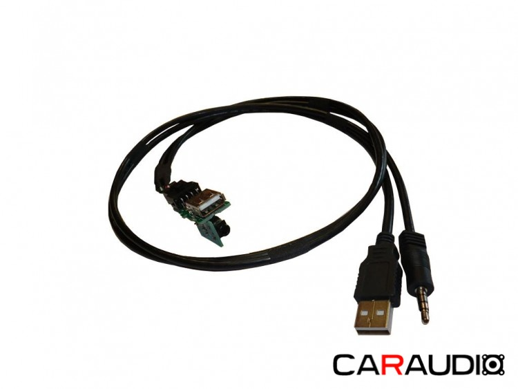 Connects2 CTNISSANUSB.4 удлинитель USB/AUX для Nissan — фото 1