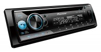 Pioneer MVH-S510BT автомагнитола 1DIN/CD/USB/Bluetooth