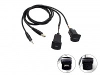 Connects2 CTVWUSB.3 удлинитель USB/AUX для VW Polo