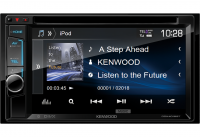 Kenwood DDX-4018BT мультимедийная автомагнитола 2 din с Bluetooth