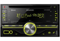 Kenwood DPX306BT автомагнитола 2DIN CD/USB/MP3/Bluetooth