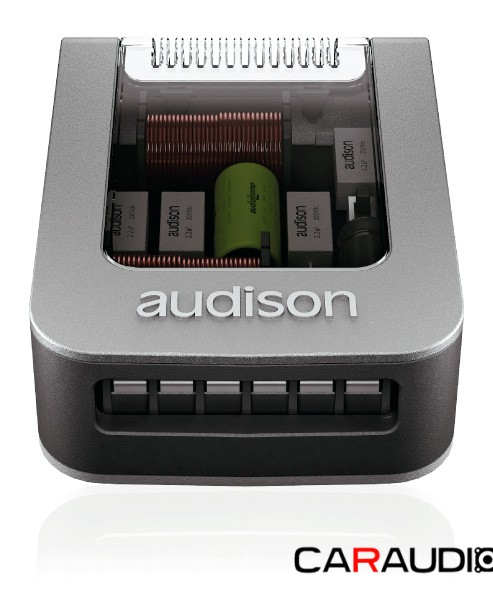 Audison Voce AV CX 2W MH Set X-over 2-way — фото 1