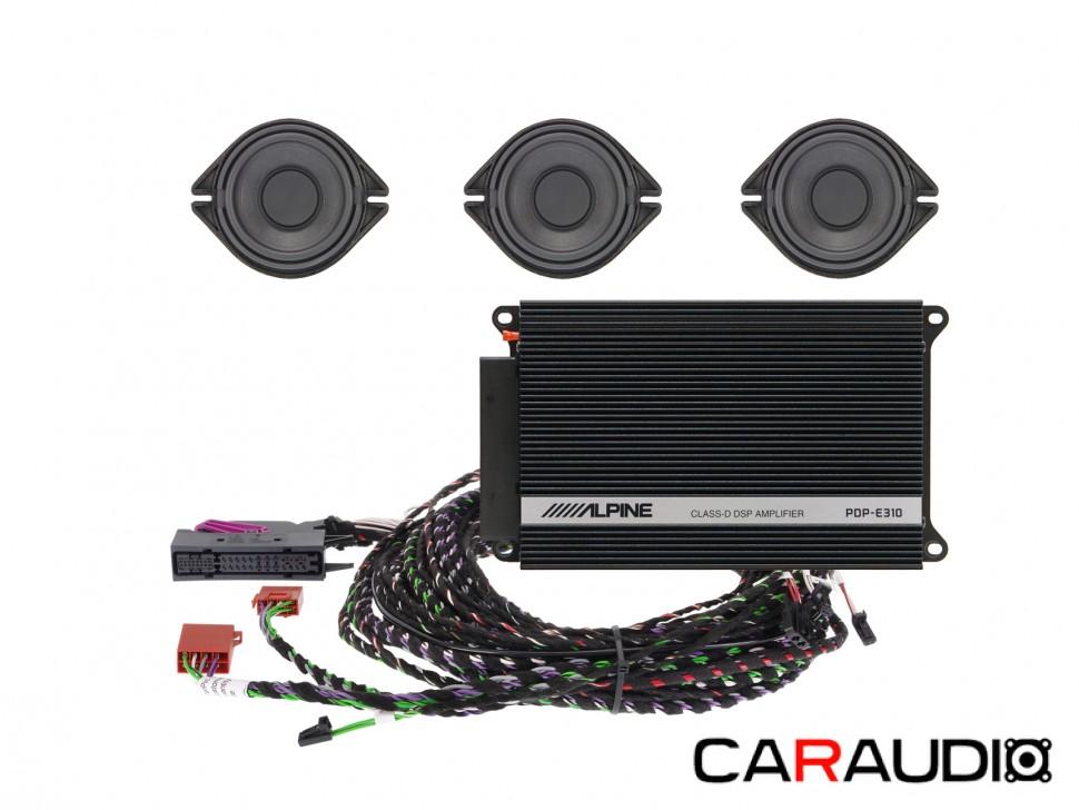 коаксиальная акустика для audi a5