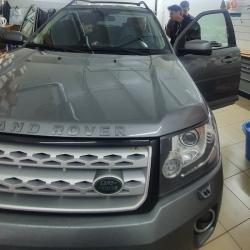 Улучшить музыку в Land Rover Discovery бюджетно.