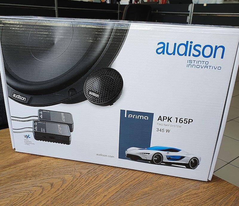 акустика Audison APK 165 P