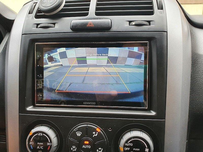 Камера заднего вида для Suzuki Grand Vitara