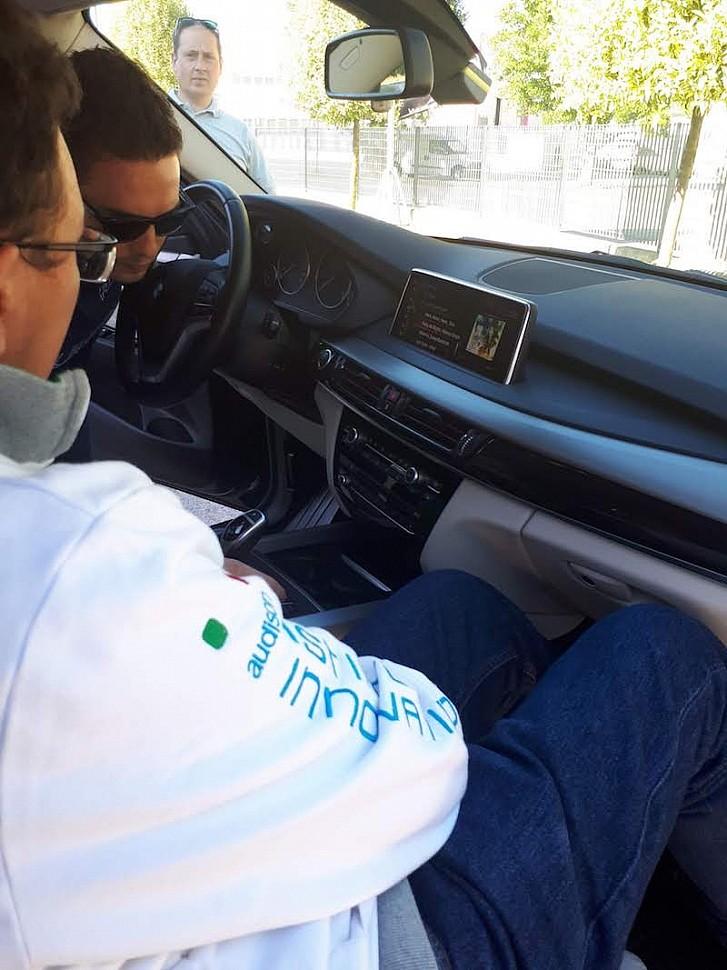 прослушивание звука Audison Prima Sound Pack в автомобиле BMW X3 F25