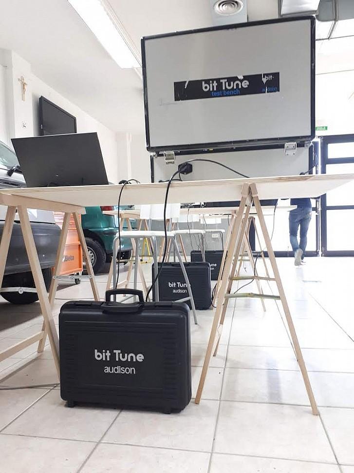 тренинг по настройке процессорных аудиосистем профессиональным комплексом audison bit tune