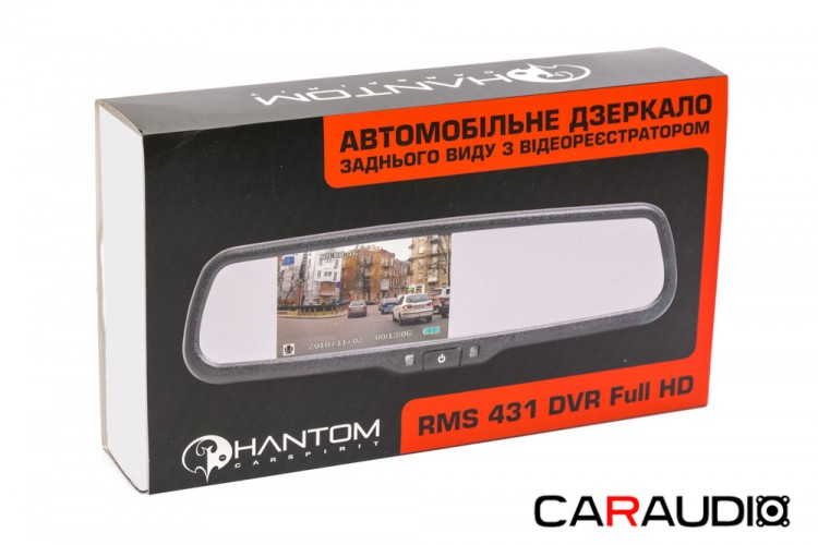 PHANTOM RMS-431 DVR Full HD-15 — фото 1