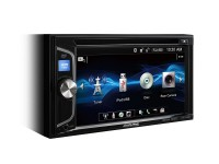 Alpine IVE-W560BT мультимедиа 2DIN DVD/USB/MP3/CD/iPod/Android