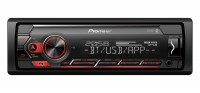 Pioneer MVH-S420BT автомагнитола 1DIN/USB/Bluetooth/A2DP/AUX