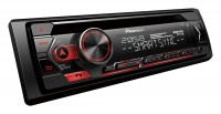 Pioneer DEH-S420BT автомагнитола 1DIN/CD/USB/Bluetooth/A2DP/AUX
