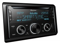 Pioneer FH-S720BT автомагнитола 2DIN/USB/Bluetooth/A2DP/AUX