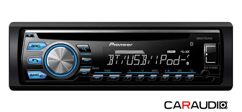 PIONEER DEH-X4700BT CD RECEIVER TREIBER WINDOWS 7