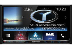 Kenwood DNX-8160DABS мультимедиа 2 Din с GPS