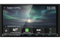 Kenwood DMX-8019DABS автомагнитола 2DIN/Bluetooth/CarPlay/AndoidAuto