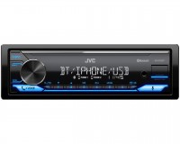 JVC KD-X372BT автомагнитола 1DIN/Amazon Alexa/Bluetooth/USB/Spotify/FLAC