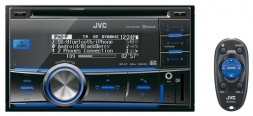 JVC KW-SD70BTEY автомагнитола 2DIN/CD/USB/SD/Bluetooth