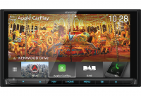 Kenwood DNX9180DABS автомагнитола 2din CarPlay/Android Auto/навигация Garmin/DSP/dvd/usb/SD/bluetooth