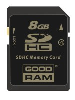 GOODRAM SecureDigitalCard 8Gb Class 4