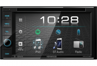Kenwood DDX4019BT автомагнитола 2din Bluetooth/DSP/DVD/USB/AUX