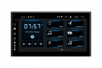 Incar XTA-7708 магнитола 2DIN Android 9 USB/AUX/Bluetooth/Wi-Fi