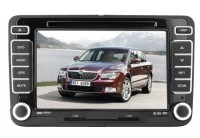 Phantom DVM-1822G i6 штатная магнитола Skoda Fabia Roomster Yeti Superb
