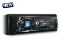 Alpine iDE-178BT автомагнитола USB/MP3/Bluetooth