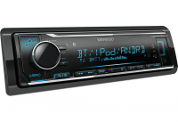 Kenwood KMM-BT304 автомагнитола USB/Bluetooth
