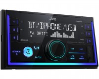 JVC KW-X830BT магнитола 2DIN/CD/USB/AUX/Bluetooth